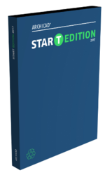 ARCHICAD Star(T) Edition 2016 (Upgrade) -> ARCHICAD Star(T) Edition 2017 (локальная)