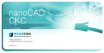 Логотип nanoCAD СКС - версия 8.5