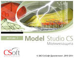 Model Studio CS Молниезащита v.2, локальная лицензия (1 год)