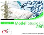 Отечественное решение ЛЭП (Model Studio CS ЛЭП + nanoCAD Plus + nanoСAD доп.модуль 3D.Моделирование+CADLib Модель и Архив), локальная лицензия (1 год)