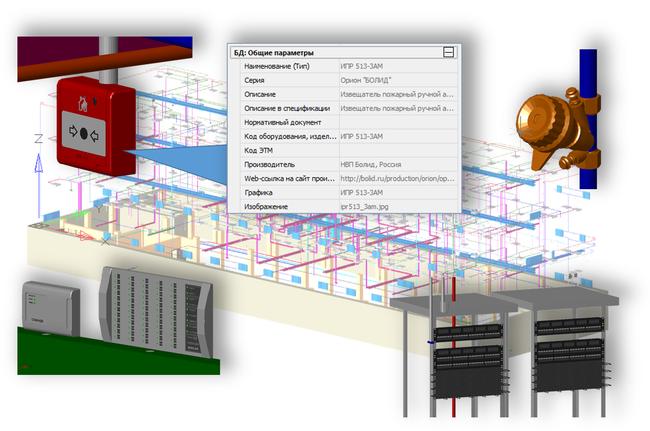 nanoCAD позволяет импортировать IFC-данные, что обеспечивает возможность собирать сводные BIM-модели в *.dwg-среде продукта