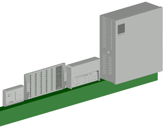 Project StudioCS ОПС. Реалистичное представление оборудования