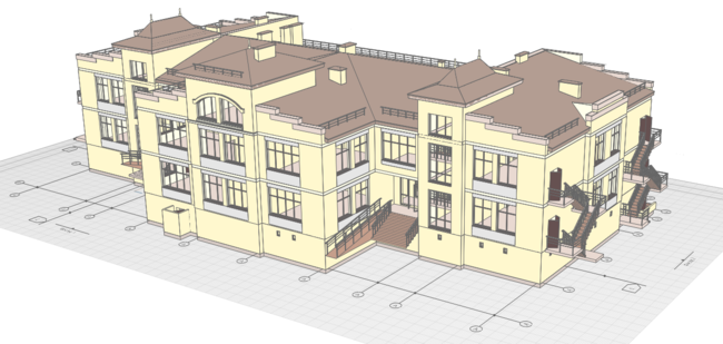 Архитектурная модель Renga Architecture
